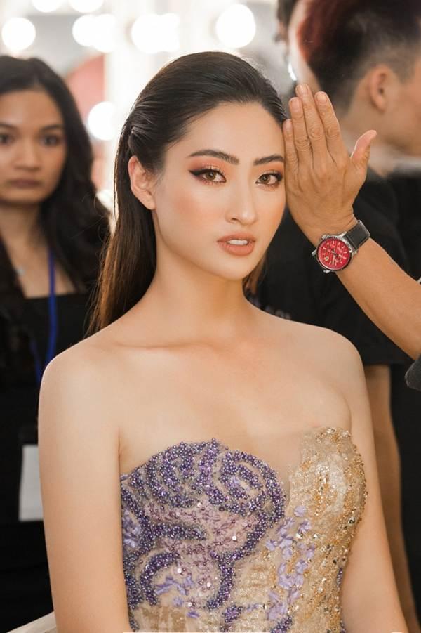 Xinh đẹp tựa nữ thần, Tiểu Vy đánh bật dàn sao đình đám giành giải Best Dress-9