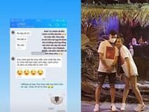 Bị đồn là mang bầu, bạn gái Phan Văn Đức phản ứng gay gắt: