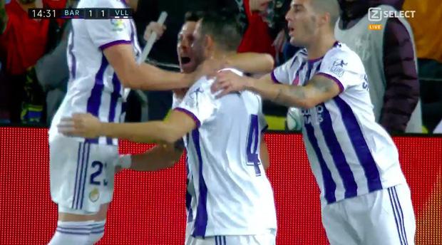 Messi tạo khoảnh khắc thiên tài, Barca đại thắng ở vòng 11 La Liga-3