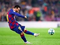 Messi tạo khoảnh khắc thiên tài, Barca đại thắng ở vòng 11 La Liga