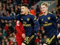 Liverpool 5-5 Arsenal (5-4): Mưa bàn thắng ở Anfield