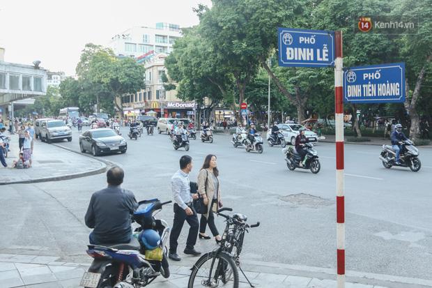 Người Hà Nội nói gì trước đề xuất cấm phương tiện lưu thông quanh Hồ Hoàn Kiếm trong 1 tháng?-1