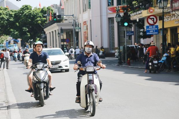 Người Hà Nội nói gì trước đề xuất cấm phương tiện lưu thông quanh Hồ Hoàn Kiếm trong 1 tháng?-6