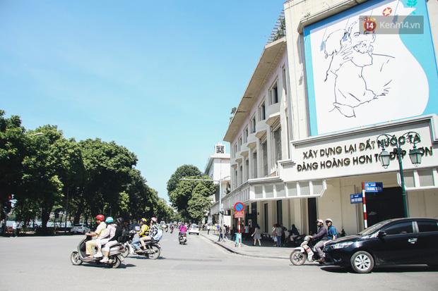 Người Hà Nội nói gì trước đề xuất cấm phương tiện lưu thông quanh Hồ Hoàn Kiếm trong 1 tháng?-7