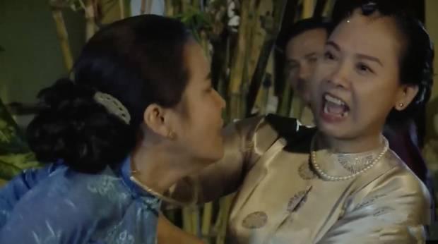 Tiếng Sét Trong Mưa tập 51: Hai Sáng bị giải lên quan vì tội đu đưa chồng người và cái kết bẽ bàng miệng đời-6
