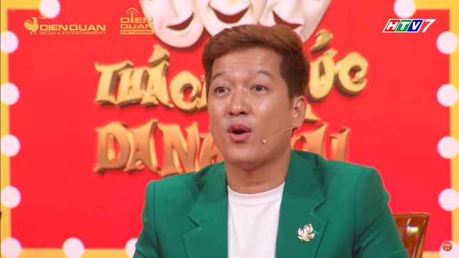 Thí sinh Thách thức danh hài bị chỉ trích khi hỏi nhau Hari Won là bồ ai? trước mặt Trấn Thành-5