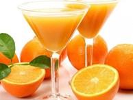 Những cấm kỵ 'độc kinh hoàng' khi uống nước cam không phải ai cũng biết