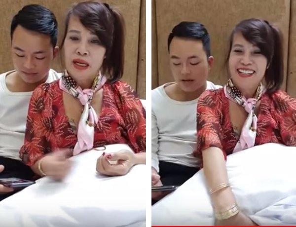 Cô dâu 62 tuổi nửa đêm đăng clip tự nhận mình là gái chưa chồng gây bão MXH-1