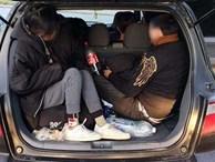 Cảnh sát Đức bắt 17 người Việt nhập cư trái phép, trốn trên ô tô