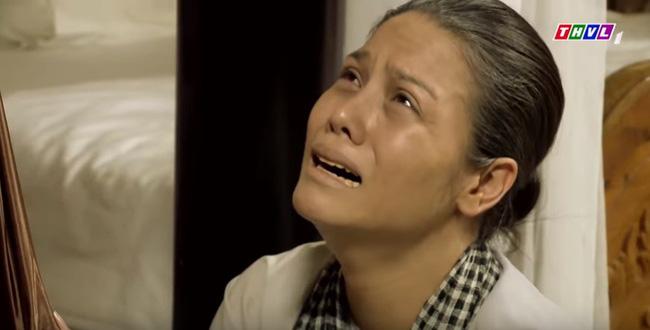 Tiếng sét trong mưa: Thị Bình gào khóc, quỳ gối van xin khi Khải Duy oán trách chuyện sinh con cho chồng mới-5