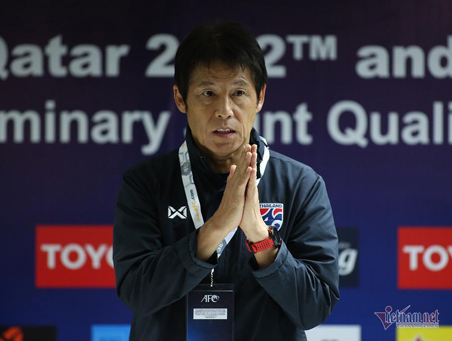 HLV Thái Lan nói điều lo lắng nhất trước tái đấu Việt Nam-1