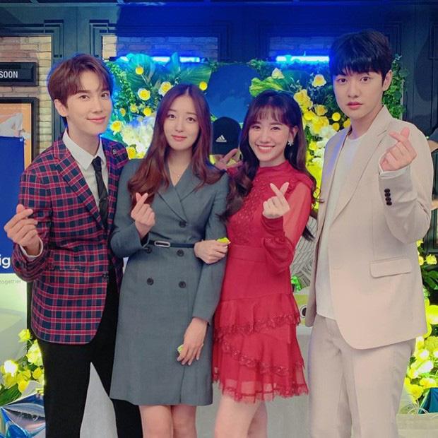 Hari Won chứng minh mối quan hệ tốt đẹp với gia đình Trấn Thành sau khi bỏ lỡ sinh nhật mẹ chồng-4