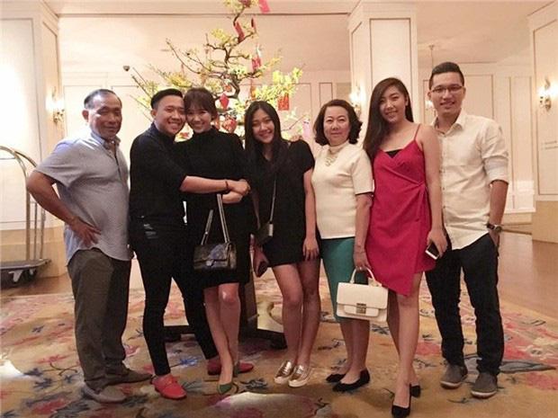 Hari Won chứng minh mối quan hệ tốt đẹp với gia đình Trấn Thành sau khi bỏ lỡ sinh nhật mẹ chồng-5