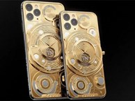 Choáng với chiếc iPhone 11 Pro Max siêu xa xỉ, có giá hơn 1,65 tỷ đồng