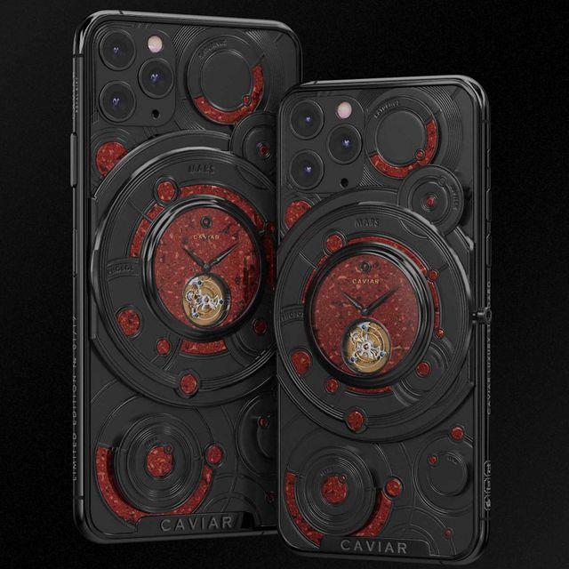 Choáng với chiếc iPhone 11 Pro Max siêu xa xỉ, có giá hơn 1,65 tỷ đồng-2