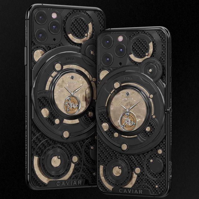 Choáng với chiếc iPhone 11 Pro Max siêu xa xỉ, có giá hơn 1,65 tỷ đồng-3