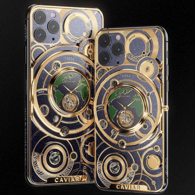 Choáng với chiếc iPhone 11 Pro Max siêu xa xỉ, có giá hơn 1,65 tỷ đồng-4