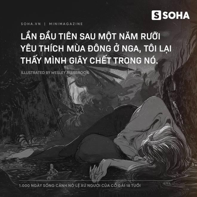 1.000 ngày sống cảnh nô lệ xứ người của cô gái 18 tuổi: Về đây đói khổ có ba, ba xin tiền anh Hai cho con về Việt Nam-5