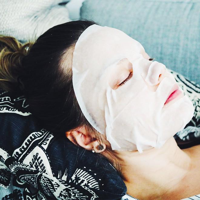 Đắp mặt nạ miếng và những sai lầm khiến da bạn xấu hơn-5