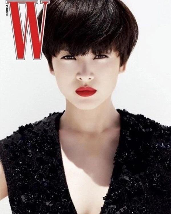 Bất ngờ đăng hình cũ vào lúc nửa đêm, Song Hye Kyo khiến fan lo lắng-2