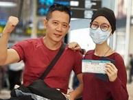 Đạo diễn Đỗ Đức Thành làm lễ hỏa táng cho con gái ở Singapore