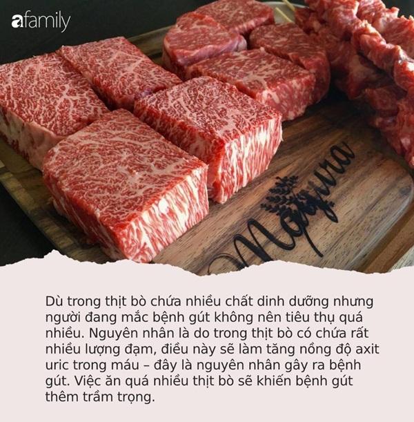 Những đối tượng đại kỵ với thịt bò, dù rất thèm cũng đừng ăn nhiều vì rất hại sức khỏe-2