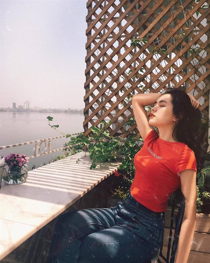 Vẻ đẹp nữ tính của 2 bông hồng lai Việt - Thái nhờ tập gym-6