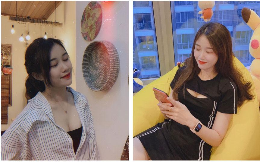 Bạn gái kín tiếng của Văn Toàn gây bất ngờ khi chuyển gắt từ ngọt ngào sang style gợi cảm: Rồi ai cũng khác?-3
