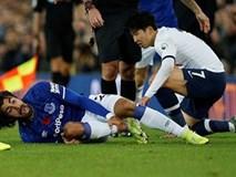 Cú tắc bóng của Son Heung-min khiến Andre Gomes gãy chân kinh hoàng