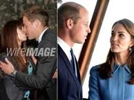 Hoàng tử William bị đào lại ảnh quá khứ nhạy cảm, thân mật cùng người phụ nữ khác khiến Công nương Kate nổi cơn ghen