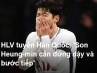 HLV tuyển Hàn Quốc hứa giúp Son Heung-min vượt qua cú sốc tinh thần