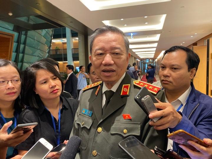 Đại tướng Tô Lâm: Đoàn Bộ Công an mang theo nhiều ADN đã đến Anh, sớm nhất 3h chiều báo cáo về-1