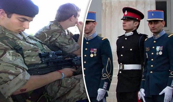Thông tin đặc biệt về con trai Mr Bean: Là trung uý trong quân đội Anh, ngoại hình giống hệt bố-4