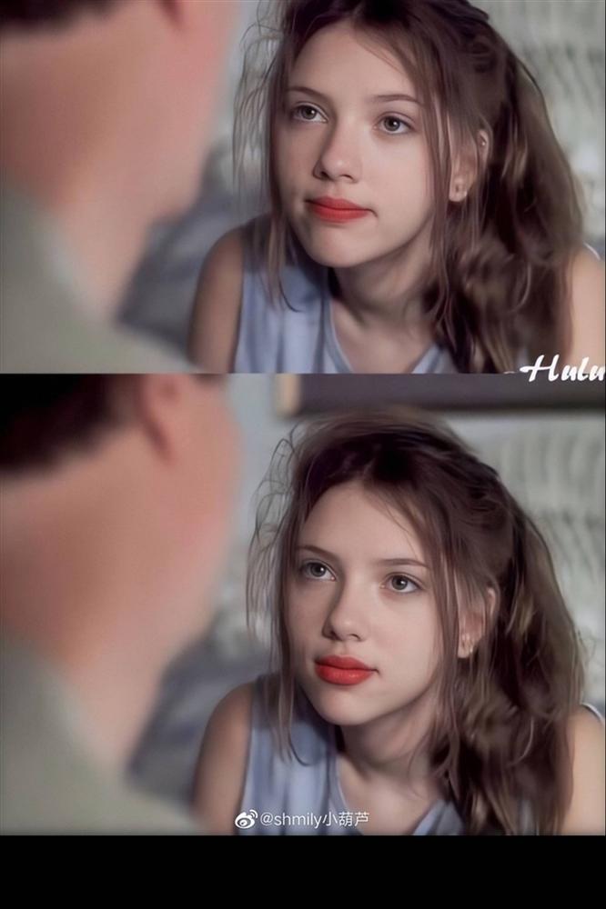 Vẻ đẹp thời thiếu nữ của Scarlett Johansson-6