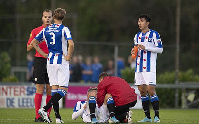 Văn Hậu đá trọn 90 phút trong ngày đội trẻ Heerenveen thua trắng 6 bàn-1