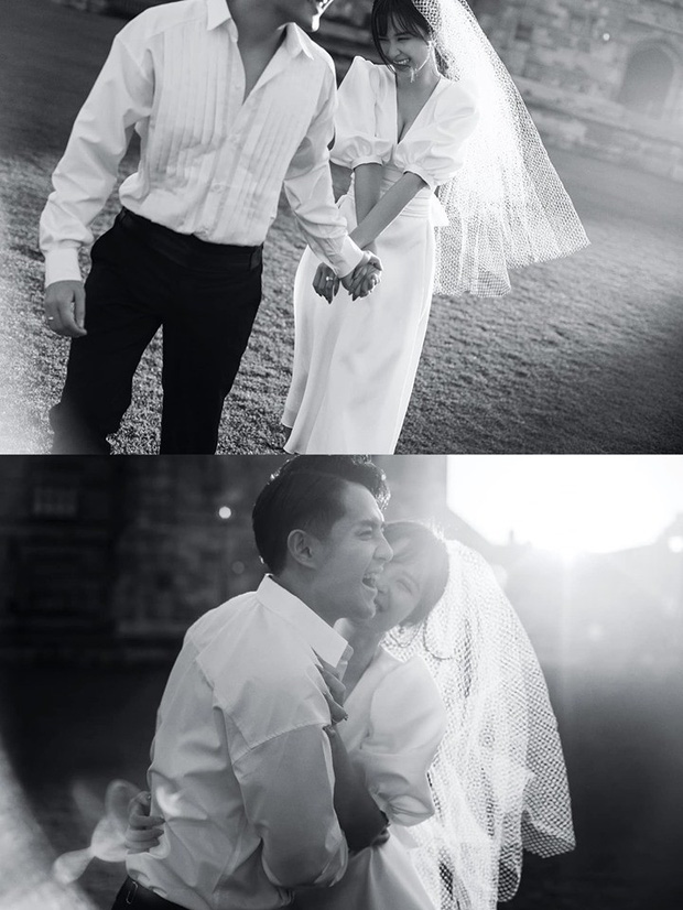 Đông Nhi tung trọn bộ ảnh cưới đầy cảm xúc ở Sydney cùng Ông Cao Thắng, đỉnh thế này mà ekip chỉ vọn vẹn 2 người-3