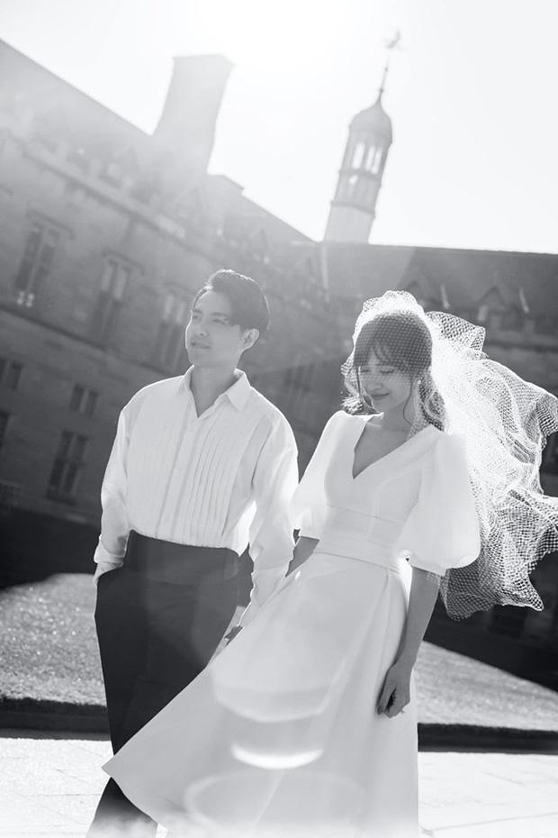 Đông Nhi tung trọn bộ ảnh cưới đầy cảm xúc ở Sydney cùng Ông Cao Thắng, đỉnh thế này mà ekip chỉ vọn vẹn 2 người-7