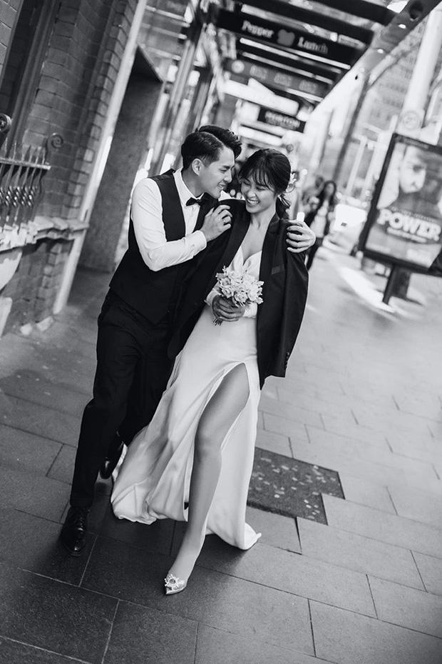 Đông Nhi tung trọn bộ ảnh cưới đầy cảm xúc ở Sydney cùng Ông Cao Thắng, đỉnh thế này mà ekip chỉ vọn vẹn 2 người-8