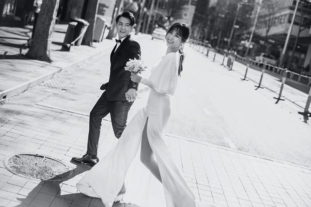 Đông Nhi tung trọn bộ ảnh cưới đầy cảm xúc ở Sydney cùng Ông Cao Thắng, đỉnh thế này mà ekip chỉ vọn vẹn 2 người-9
