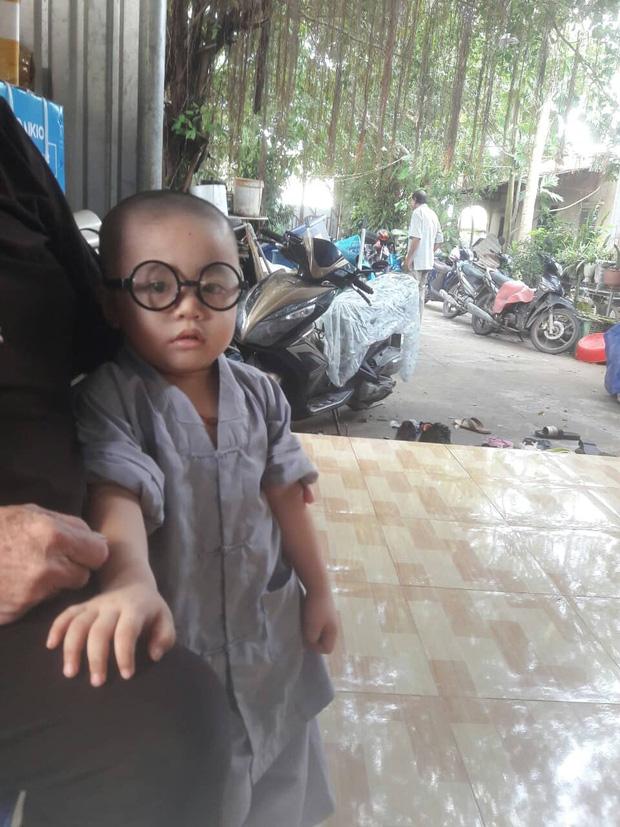 Cô gái 20 tuổi được cha mẹ cho ở lại tu tại Tịnh thất Bồng Lai-2