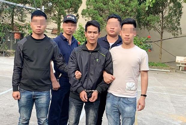 Hiếp dâm người phụ nữ 50 tuổi rồi định trốn sang Trung Quốc, người đàn ông bị công an tóm gọn-1