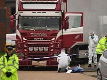 Vụ 39 người: Cảnh sát Anh chỉ xác nhận danh tính 10 nạn nhân mỗi ngày