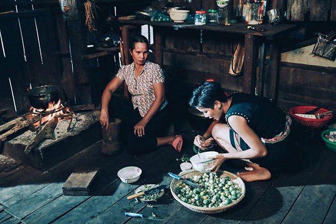 Hoa hậu nghèo nhất Việt Nam chia sẻ mâm cơm, chứng minh bản thân không giản dị-4