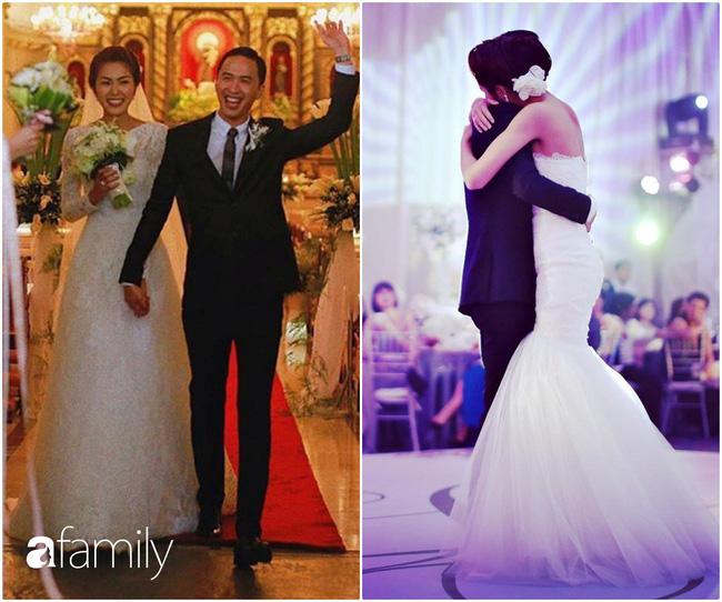Đến bây giờ, bí mật về chiếc váy cưới của Hà Tăng từ 7 năm trước mới khiến dân tình ngã ngửa-3