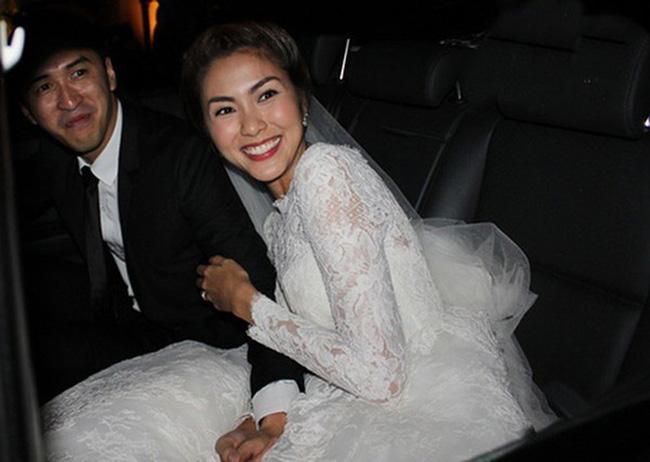Đến bây giờ, bí mật về chiếc váy cưới của Hà Tăng từ 7 năm trước mới khiến dân tình ngã ngửa-5