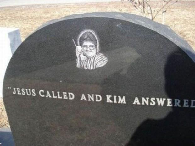 Những câu nói cực lầy khắc trên bia mộ khiến Thượng đế cũng phải cười khi đọc được-12