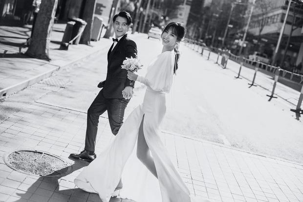 Thông tin chính thức về đám cưới siêu khủng của Đông Nhi - Ông Cao Thắng: 10 biệt thự cho cặp đôi và gia đình, 120 nhân sự trang trí lễ đường-4