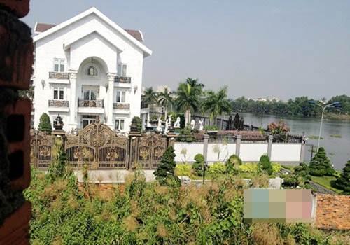 4 đại gia Việt giàu kếch xù, mạnh tay bỏ ra hàng trăm tỷ đồng xây biệt thự dát vàng-2