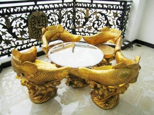 4 đại gia Việt giàu kếch xù, mạnh tay bỏ ra hàng trăm tỷ đồng xây biệt thự dát vàng-3