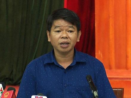 Công ty Nước sạch Sông Đà miễn nhiệm Tổng Giám đốc sau sự cố nước sinh hoạt nhiễm dầu